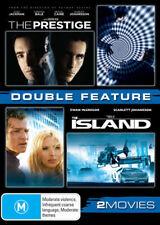 The Island / The Prestige (DVD, 2010, 2-Disc Set)