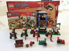 Lego Harry Potter Set Quidditch Match 4737 100% Complete with Box + Instructions