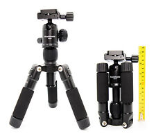 Koolehaoda Travel Portable H-50 Mini Tripod  With Ball Head For DSLR Camera