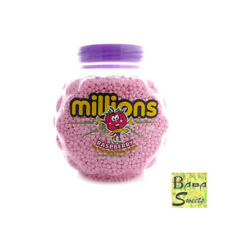 Millions Raspberry Chewy Candy Sweets Pick and Mix Party Wedding
