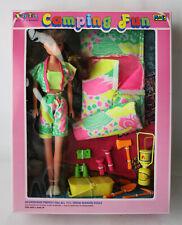 Rare Vintage Betty Teen Bendable Doll Camping Fun M&C Sindy Petra New Nos .