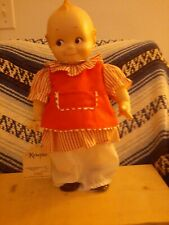 Vintage 1967 Cameo Kewpie Doll by Jesco has original clothes by shirley pepy's