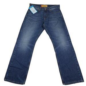 Filthy Dripped Denim Jeans Men's 34x30 NWT