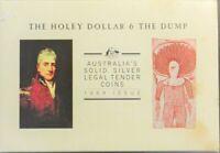 1989 HOLEY DOLLAR & DUMP Silver Proof Coin