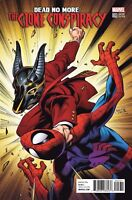 Amazing Spider-Man Clone Conspiracy #3 Marvel 2016 Mark Bagley Variant Cover C