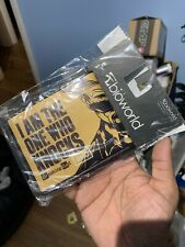Breaking Bad I Am The One Who Knocks Heisenberg Leather Slim Wallet Card Holder