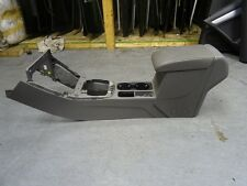 *SEAT ALHAMBRA 2011-ON 2011-ON GREY LEATHER ARMREST CENTER CONSOLE
