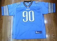 Detroit Lions Size 54 (XXL) Ndamukong Suh 90 Jersey Reebok On Field NFL