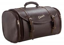 Classic Vespa Luggage Soft Top Box Case Retro Faux Leather