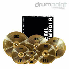 Meinl HCS-SCS Super Cymbal set pélvico frase de latón Drums * made in Germany *
