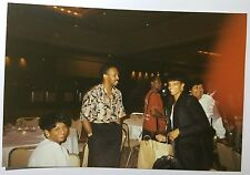 Vintage PHOTO Attractive African American Females Dressed Up For Dinner Banquet