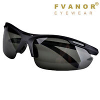 Mens Riding Polarized Sunglasses UV400 Driving Goggles Fishing Cycling Glasses