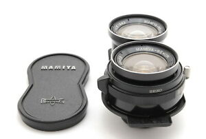 【MINT+++】Mamiya Sekor 55mm f/4.5 TLR Lens For C330 C220 C22 C33 From JAPAN