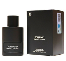 Tom Ford Ombre Leather Eau De Parfum 3.4oz 100ml New In Box, Sealed