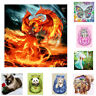 Beautiful 5D DIY Diamond Embroidery Painting Cross Stitch Home Wall Decor Unique