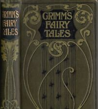 Grimm's Fairy Tales – Grim Brothers Folklore Unabridged Audio Book CD - 1 MP3 CD