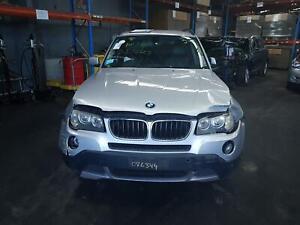 BMW X3 RIGHT GRILLE E83, WAGON, 06/04-11/10