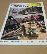 A Treasury of Model Railroad Photos : Four Creative Approaches to Model Railroad