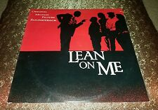 Lean On Me - Original Motion Picture Soundtrack LP