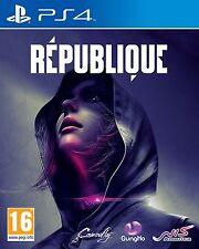 République / Republique (PS4) - BRAND NEW & SEALED UK