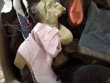 50 paar Damenstiefel und Stiefeletten gemischt überwiegend große Größen