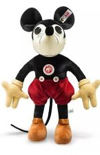 STEIFF MICKEY MOUSE 1932 DISNEY ARCHIVES COLLECTION - NEW 2017 - EAN 354601 NIB