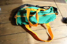 Vintage St. Patricks Cheerleader Duffle Bag