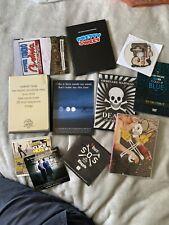 Skateboard DVD's (inc Girl, Death, Lovenskate, Blueprint,