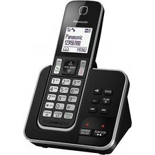 NEW Panasonic KX-TGD320 Main Cordless Phone DECT Digital with Answering Machine