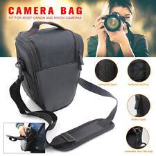 DSLR SLR Camera Shoulder Bag Waterproof Storage case for Canon Nikon EOS