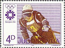 YUGOSLAVIA - 1984 - Olympic Winter Games in Sarajevo - Giant Slalom - Sc. #1665