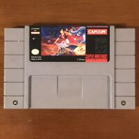 Disney's Aladdin (Super Nintendo Entertainment System, 1993) SNES - Tested Works