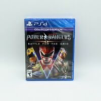 Power Rangers Battle for the Grid - Collector's Edition PS4 Playstation 4