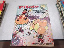 PILOTE LE JOURNAL D ASTERIX ET D OBELIX N° 280 4 mars 1965 + PILOTORAMA *