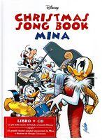 Mina: Christmas Song book - CD + Libro