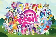 "My Little Pony Poster Print 24x36"" Print"