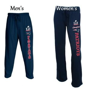 Super Bowl LI Champions Men's & Women's Knit Pant Patriots 541245/541251-J