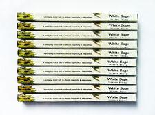 Incense Sticks White Sage Kamini Brand 10 Box Pack Bulk Total 80 Sticks
