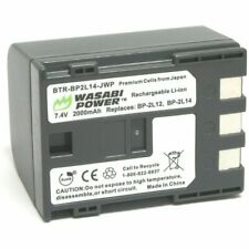 Wasabi Power Battery for Canon BP-2L12, BP-2L13, BP-2L14