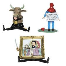 PLOMB Haddock Trio - Collection Expression. Tintin Moulinsart. Pixi, Hergé.