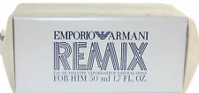 EMPORIO ARMANI REMIX UN BOX FOR HIM 1.7 OZ EDT SRPAY NEW IN WITH OUT BOX