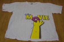 THE SIMPSONS THE MOVIE Fox T-Shirt 2005 XL