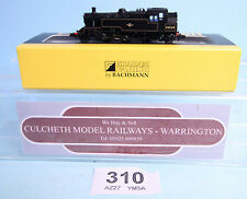 GRAHAM FARISH 'N' 372-327 CLASS 3MT 82028 BR BLACK LATE CREST 'DCC FITTED' #310
