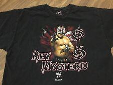 WWE Wrestling Rey Mysterio 619 XL T Shirt Luchador Lucha