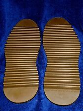 VIBRAM RIPPLE SOLE  REPLACEMENT SET FOR DESERT & SAND USE 9 thru 13 MOJAVE
