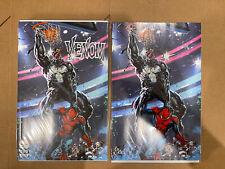 Marvel Venom 2nd Printing Variant ComicBook by Iban Coello
