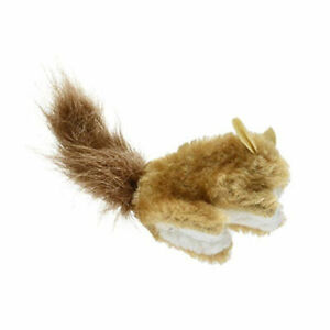 KONG Refillable Squirrel Catnip Cat Toy     Free Shipping
