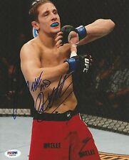 Jimy Hettes Signed UFC 8x10 Photo PSA/DNA COA Picture Autograph 171 152 141 Live