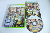 WWE Legends of WrestleMania (Microsoft Xbox 360, 2009)