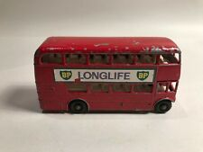 MATCHBOX LESNEY vintage, Bus BP Routemaster Bus N° 5